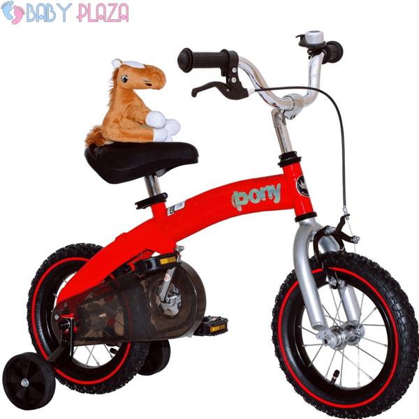 Xe đạp RoyalBaby Pony B-4 (2 trong 1)