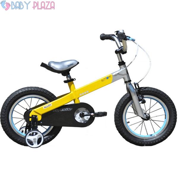 Xe đạp Royal Baby RB-16 Buttons Aluminum
