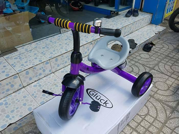 Xe đạp 3 bánh Broller 501 11
