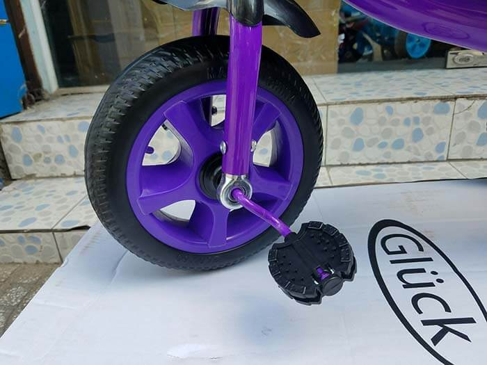 Xe đạp 3 bánh Broller 501 7