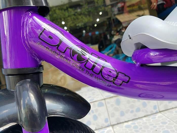 Xe đạp 3 bánh Broller 501 8