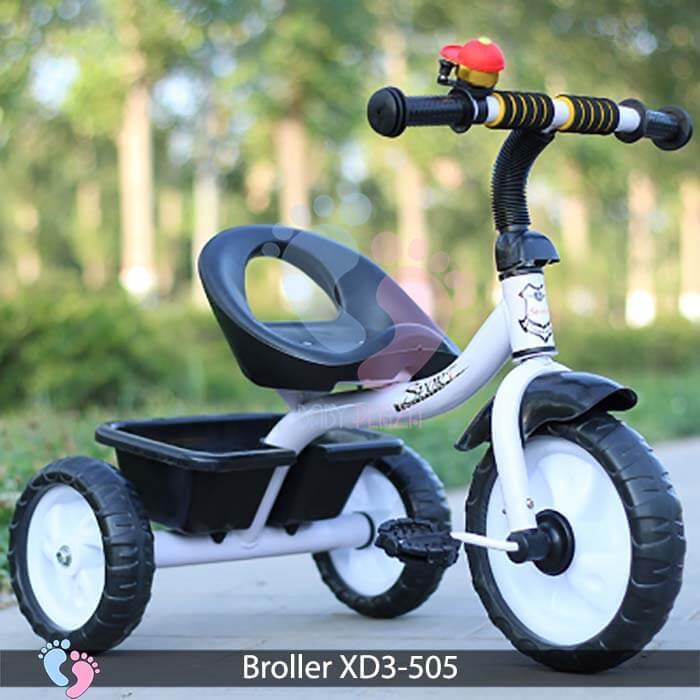 Xe đạp 3 bánh cho bé Broller 505 1