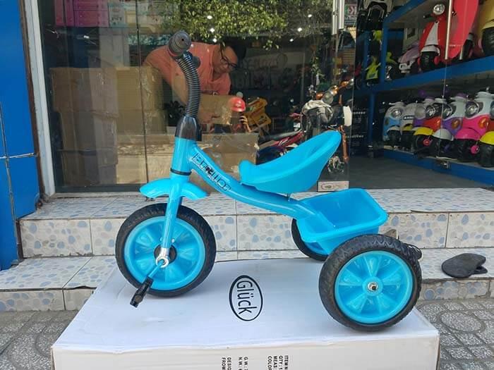 Xe đạp 3 bánh cho bé Broller 505 10