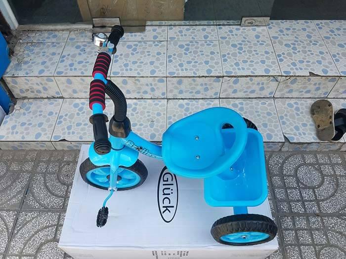 Xe đạp 3 bánh cho bé Broller 505 11