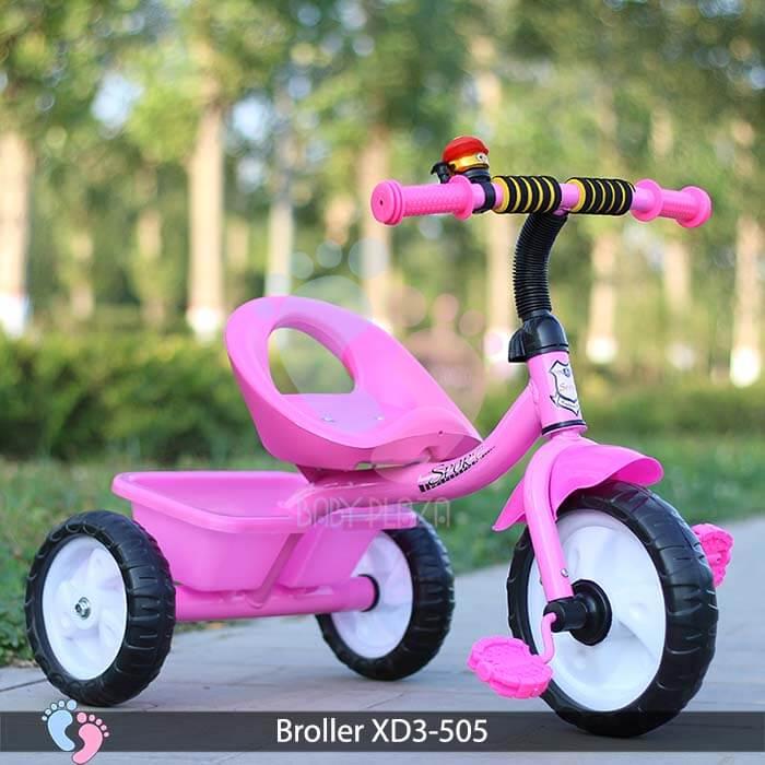Xe đạp 3 bánh cho bé Broller 505 2