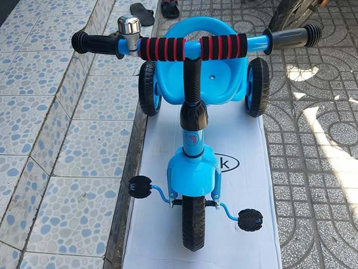 Xe đạp 3 bánh cho bé Broller 505 4