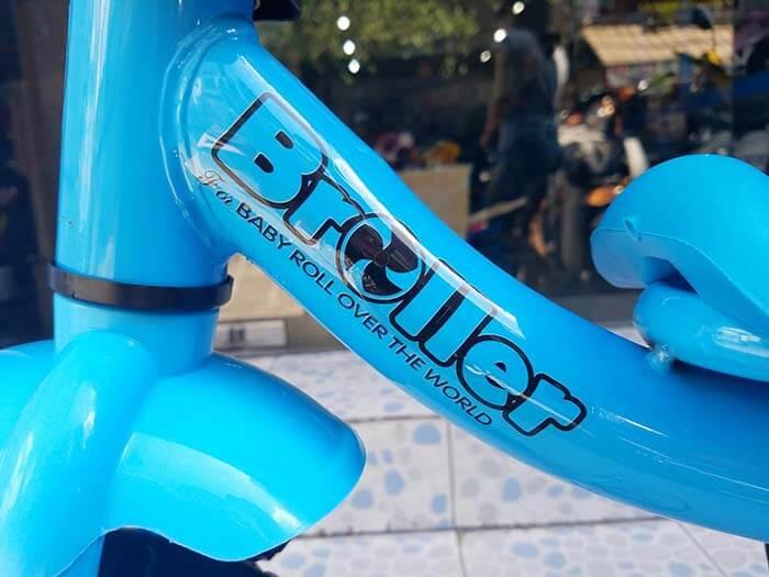 Xe đạp 3 bánh cho bé Broller 505 7