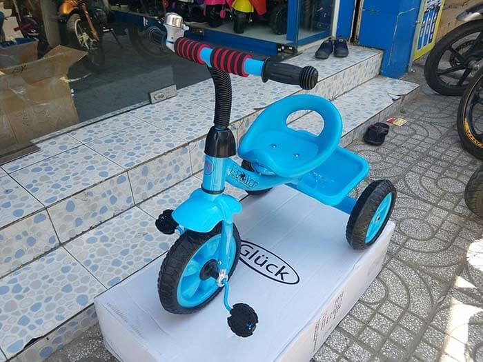 Xe đạp 3 bánh cho bé Broller 505 9