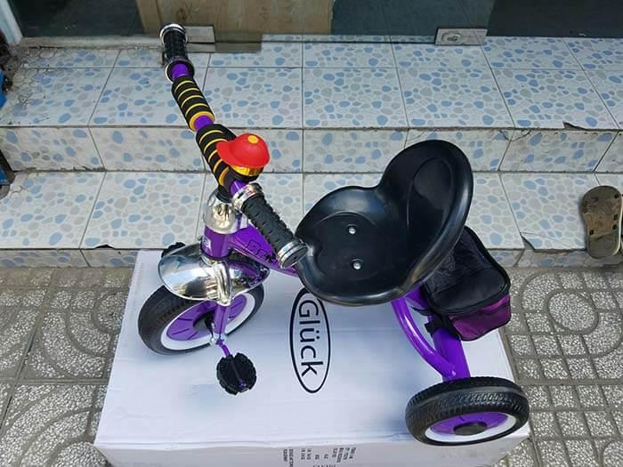 Xe đạp ba bánh Broller 511 10