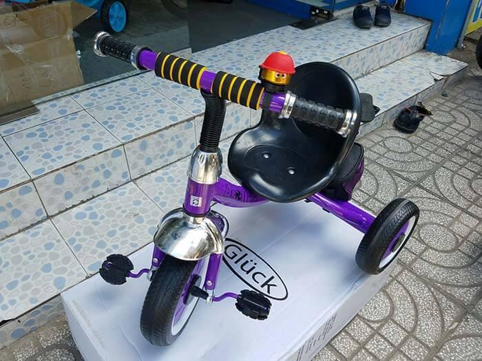 Xe đạp ba bánh Broller 511 4