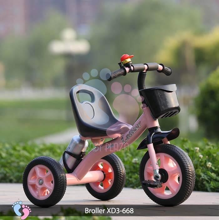 Xe đạp 3 bánh cho trẻ Broller 668 1