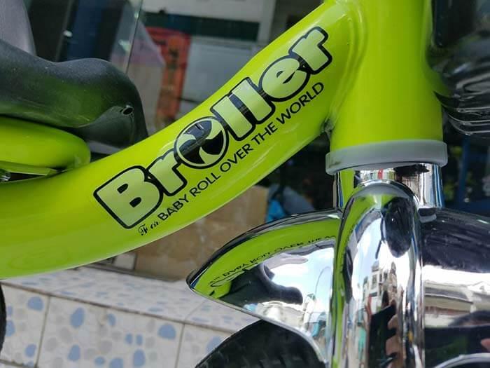 Xe đạp 3 bánh cho trẻ Broller 668 10