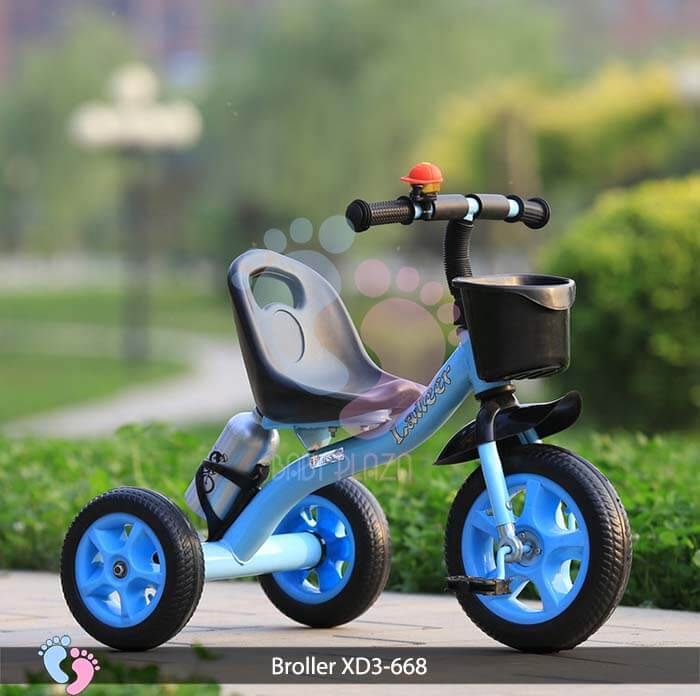 Xe đạp 3 bánh cho trẻ Broller 668 3