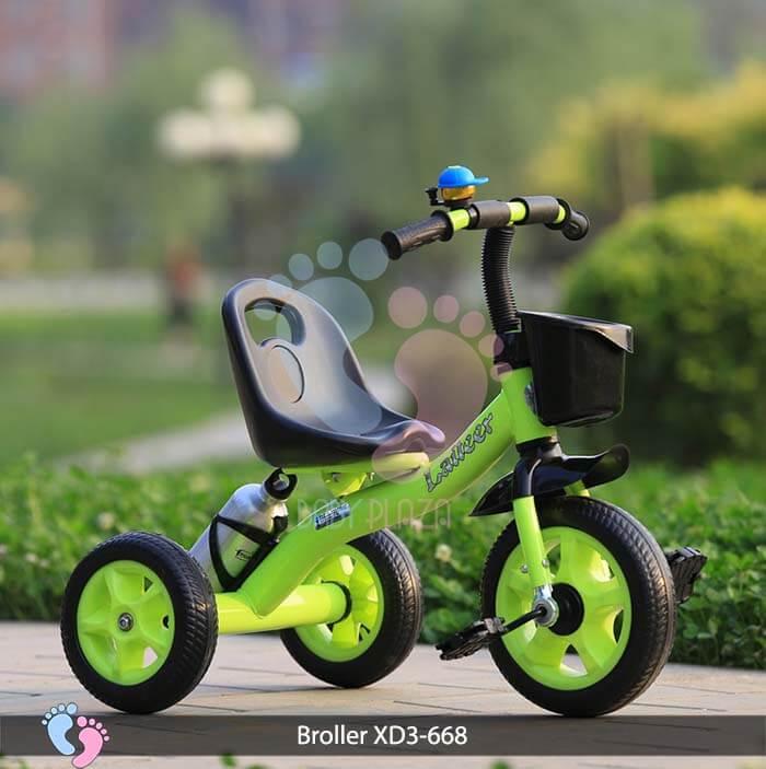 Xe đạp 3 bánh cho trẻ Broller 668 4