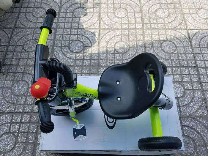 Xe đạp 3 bánh cho trẻ Broller 668 5