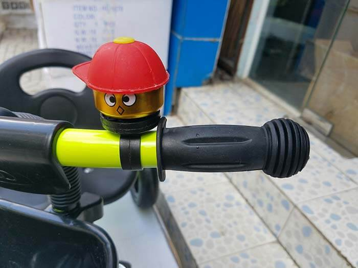 Xe đạp 3 bánh cho trẻ Broller 668 9