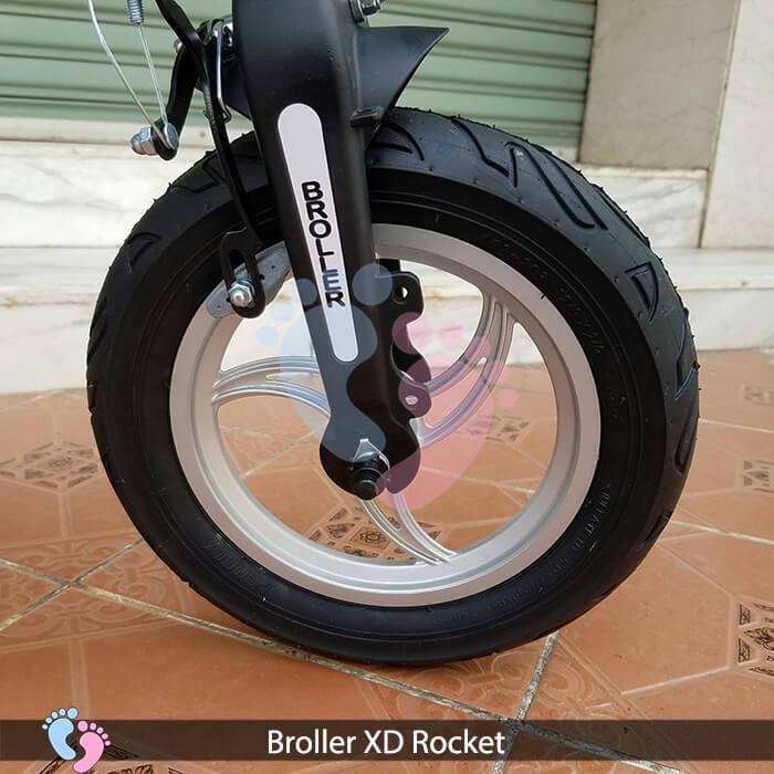 Xe đạp cao cấp Rocket 2 thương hiệu Broller 10