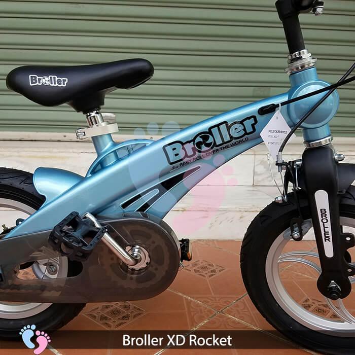 Xe đạp cao cấp Rocket 2 thương hiệu Broller 2