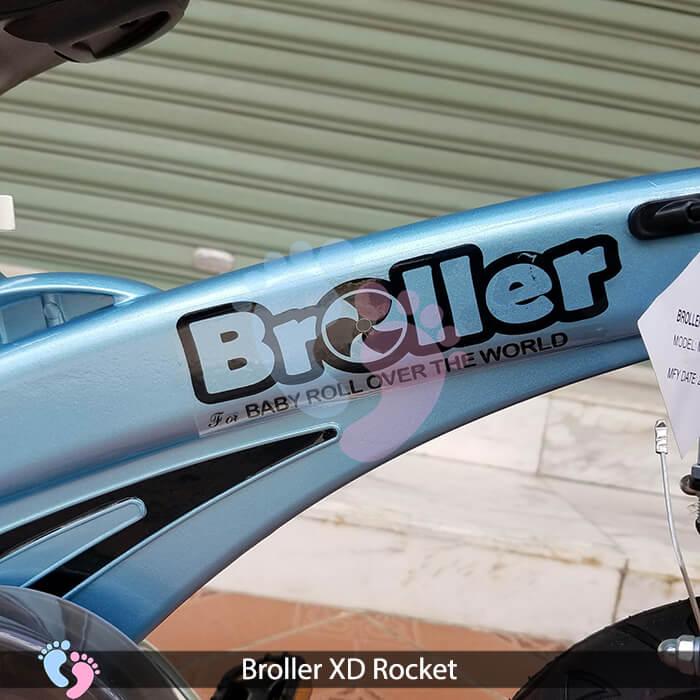 Xe đạp cao cấp Rocket 2 thương hiệu Broller 3