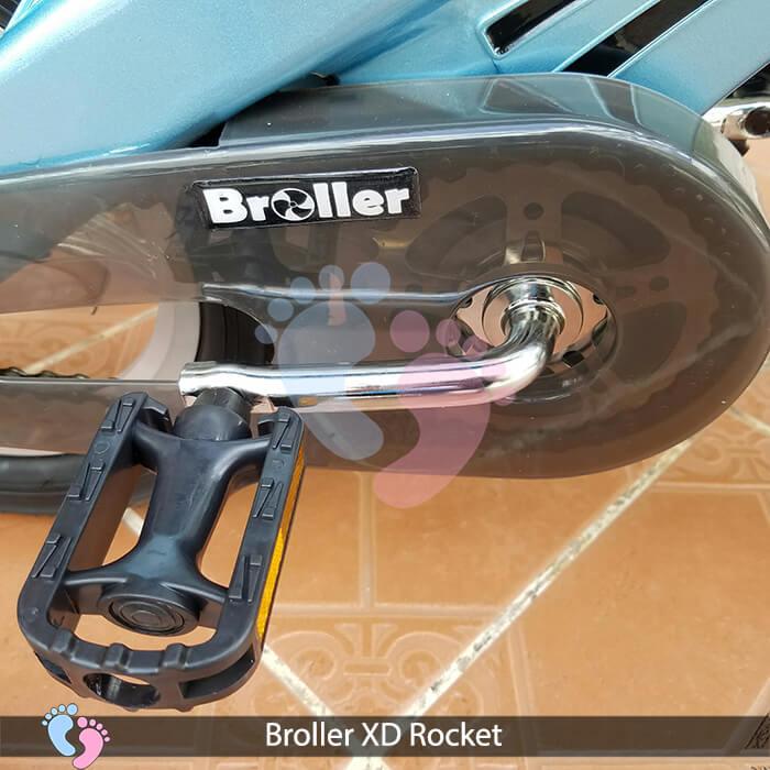 Xe đạp cao cấp Rocket 2 thương hiệu Broller 5