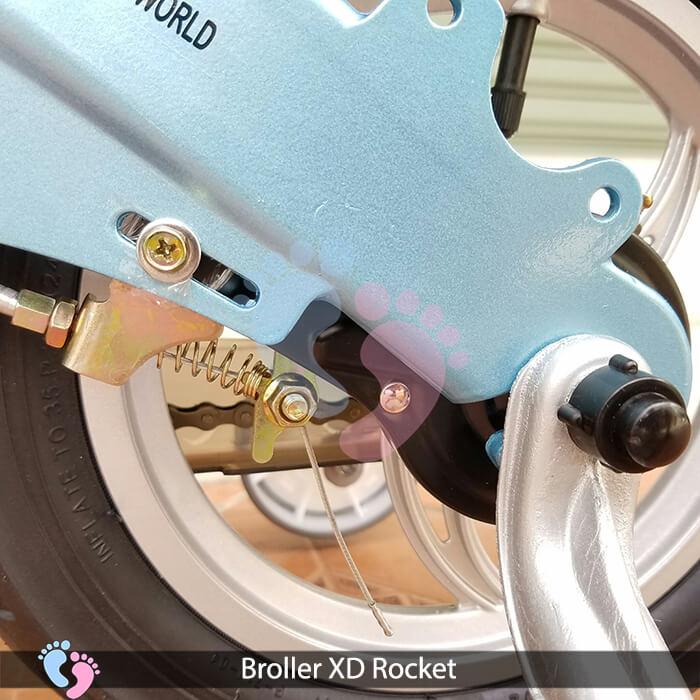 Xe đạp cao cấp Rocket 2 thương hiệu Broller 8