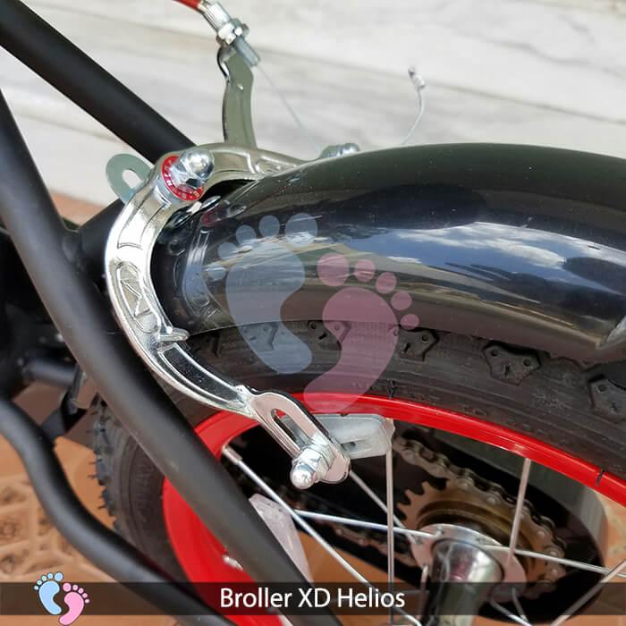 Xe đạp cao cấp Broller Helios 10