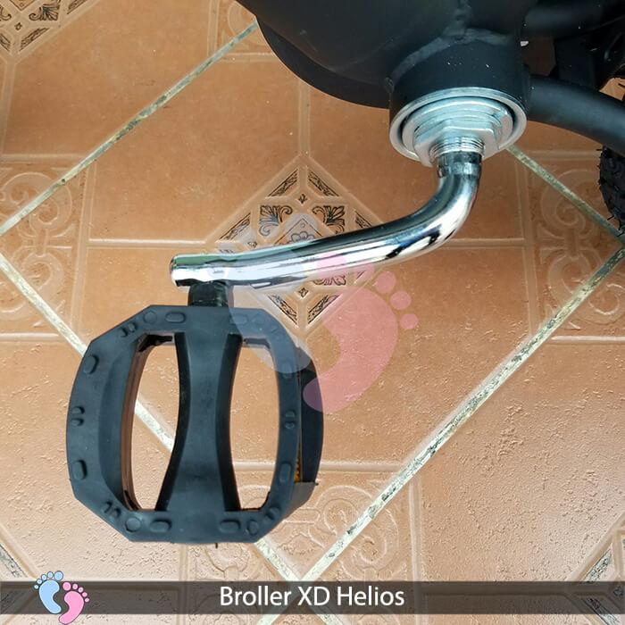 Xe đạp cao cấp Broller Helios 11