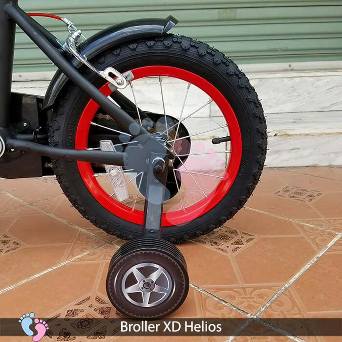 Xe đạp cao cấp Broller Helios 12