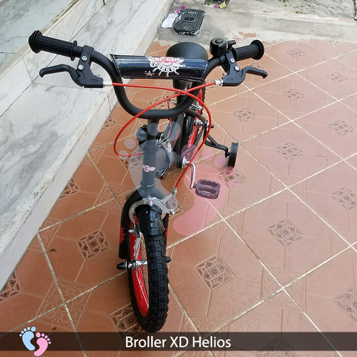 Xe đạp cao cấp Broller Helios 2
