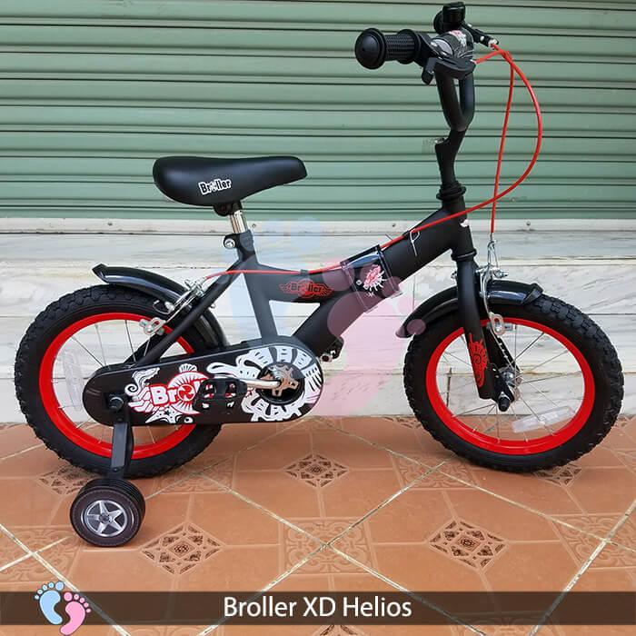 Xe đạp cao cấp Broller Helios 3