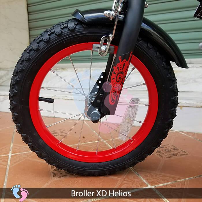 Xe đạp cao cấp Broller Helios 5