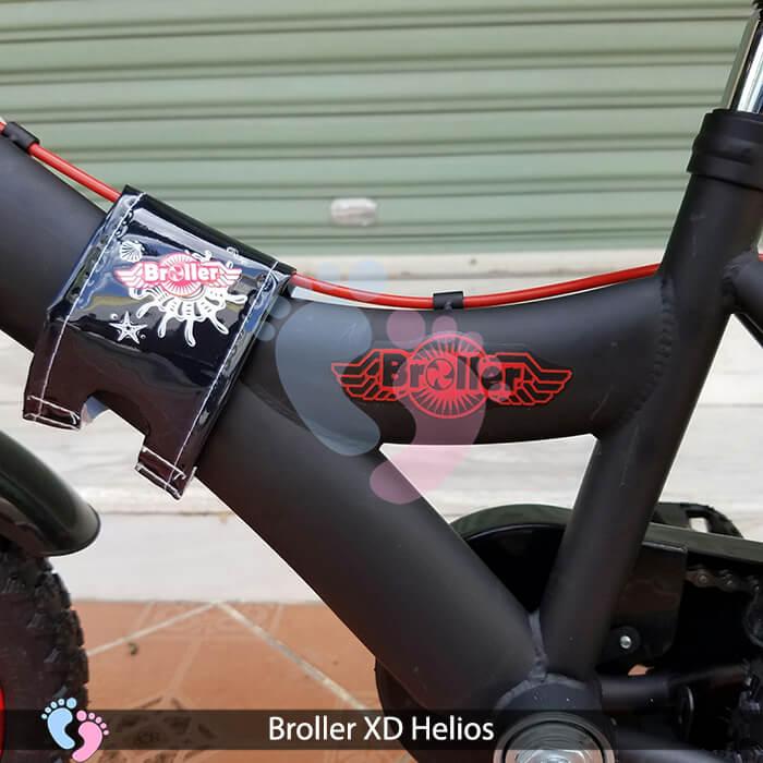Xe đạp cao cấp Broller Helios 8