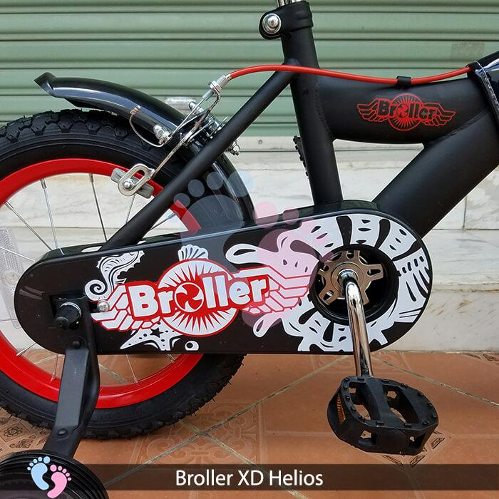 Xe đạp cao cấp Broller Helios 9