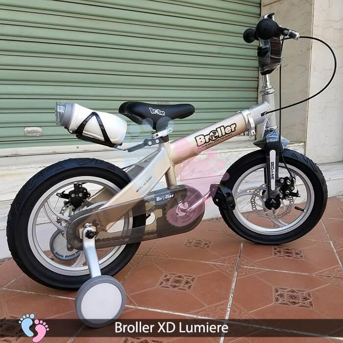 Xe đạp trẻ em Broller Lumiere 1