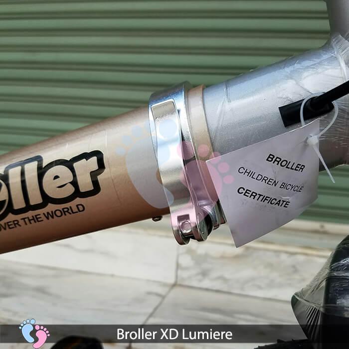 Xe đạp trẻ em Broller Lumiere 10