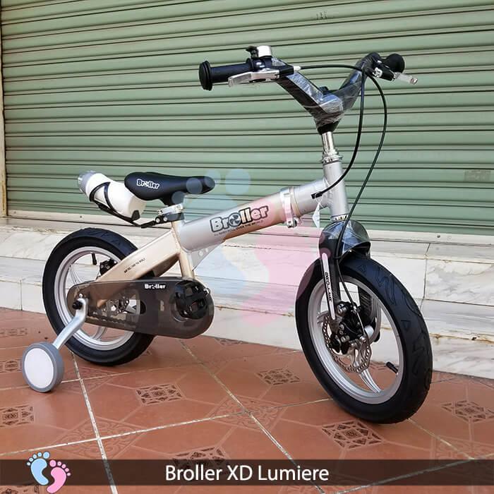 Xe đạp trẻ em Broller Lumiere 2