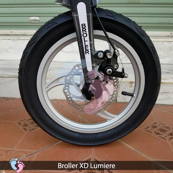 Xe đạp trẻ em Broller Lumiere 4