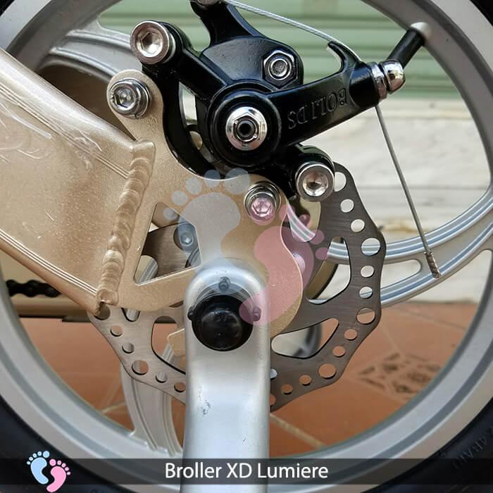Xe đạp trẻ em Broller Lumiere 9